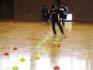 コンディションニング・トレーニング2