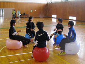 コンディションニング・トレーニング3